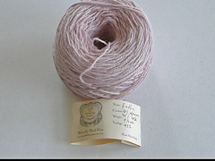 A Verb for Keeping Warm Alpaca/Silk fingering weight