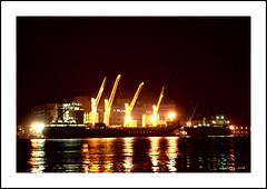 Kaohsiung Harbor (extreme©ph) Tags: nightshot taiwan kaohsiung teampilipinas