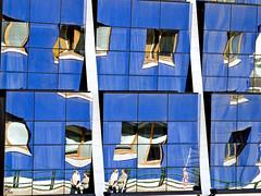 Bilboflections!!! (Paco CT) Tags: architecture spain arquitectura bilbao 2008 euskadi vizcaya ltytr1 pacoct bilbaokddolympicos