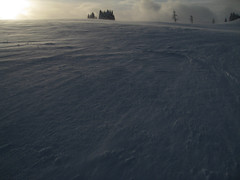 Sunshine village, untouched virgin snow (WAeight) Tags: snowboarding banff sunshinevillage waeight