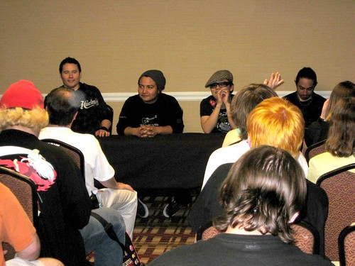 Eyeshine Q&A 9 @ MTAC
