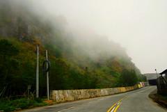 Foggy Marcos Highway (joelCgarcia) Tags: fog philippines wide streetphotography roadtrip uwa zerovisibility 1224mmf4 d80 marcoshighway