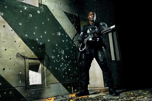 Thumb Adewale Akinnuoye-Agbaje podría ser Black Panther de Marvel