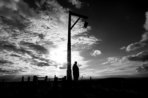 Winter's Gibbet