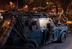 What a ride (Master Iksi) Tags: vehicle car ride crazy look canon700d beograd belgrade srbija serbia night street