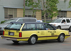 Celebrity Taxi (So Cal Metro) Tags: celebrity chevrolet wagon sandiego cab taxi chevy stationwagon taxicab eurosport dialacab