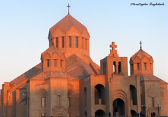 Saint Gregory the Illuminator Church in Yerevan-