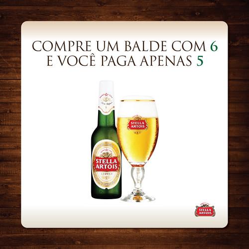 Banner Stella Artois by chambe.com.br