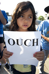 OUCH, EDUCATION CUTS, Culver City, California (lkurnarsky) Tags: school students kids youth losangeles education politics future capitalism republican democrat culvercity culver publicsector austerity californiausa educationcuts recessiondepression socialcollapse