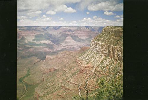 grand canyon (south rim)