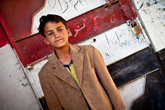 portrait of a child in hababa, yemen, mountain haraz- (anthony pappone photographer) Tags: children childrentravel portraitsofchildren   earthasia