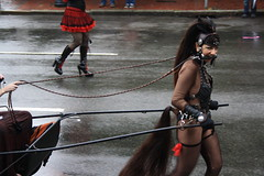 Happy Horsey (masukomi) Tags: gay horse boston pride parade pony lgbt bostonpride ponyplay