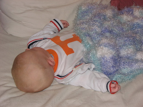 Sleeping Vol baby