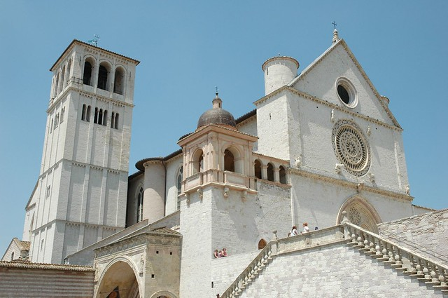 """Basilica of San Francesco d'Assisi"""