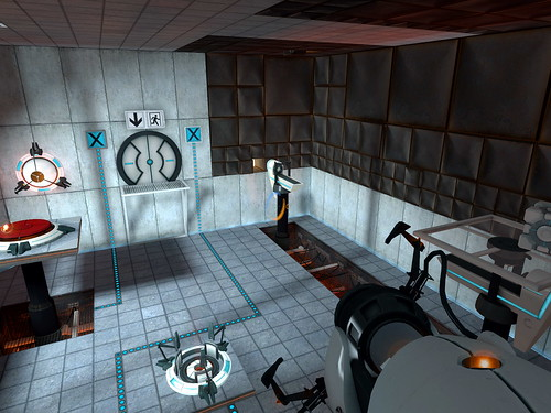 Portal Valve