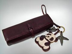 Genten Pen case + panda