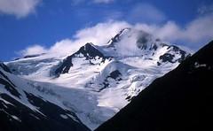 Kenai Grandeur, Alaskan Skyline (moonjazz) Tags: sky cloud mist mountain snow nature alaska landscape climb big high power glory peak glacier wilderness majestic mighty breathtaking kenai steep