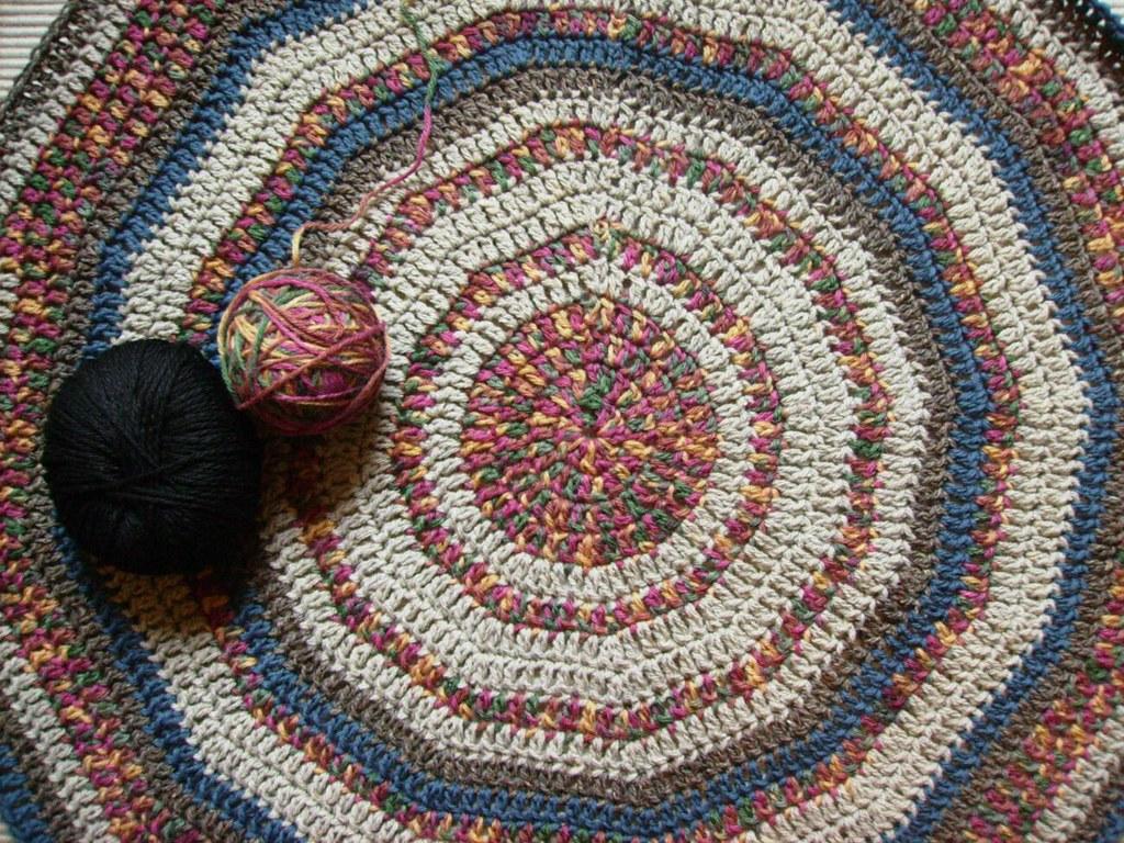 WIP rug