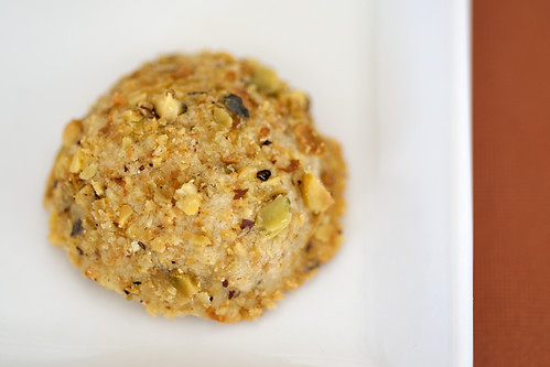 Pistachio Oat Sandies