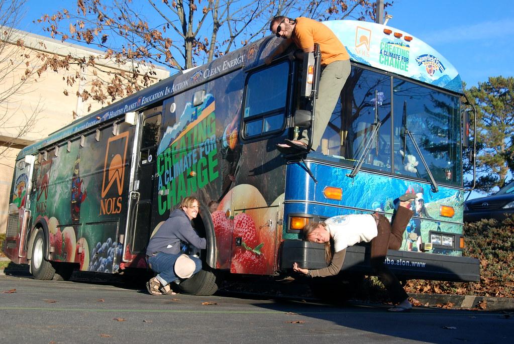 Lovin' the bus