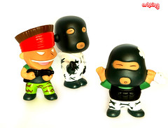 dont shoot me!!! (Ashting) Tags: stilllife man home toy army nikon gun mask d70s terrorist figurine product balaclava counterstrike ashting