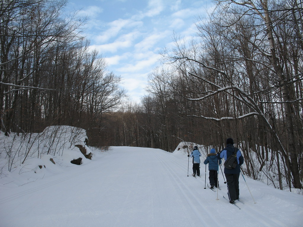 Family ski in the GAT