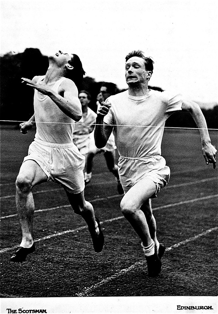 Chariots of Fire - Fettes College - 1953