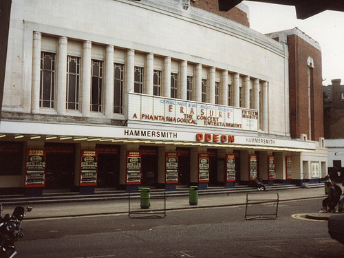 The HMV Theatre
