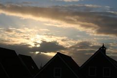Paraso (ddiva) Tags: light silhouette sunrise shadows magic thenetherlands holanda ameland waddeneilanden luminosity westfrisianislands islasfrisias