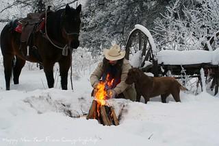 Keep the home fires burnin'