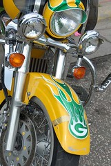 Greenbay_Harley (Stephan Frber) Tags: harley packers greenbay
