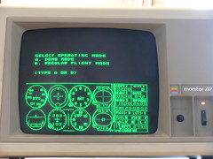 Apple IIe Monitor ///