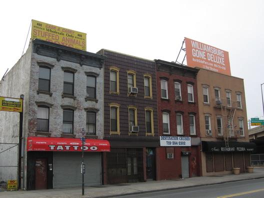 Metropolitan Avenue