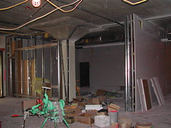 Construction progress 2 (UWGB_SS_Remodel) Tags: uwgb