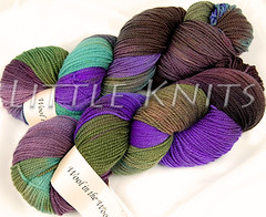 Scrumptious Wool in the Woods Cherub