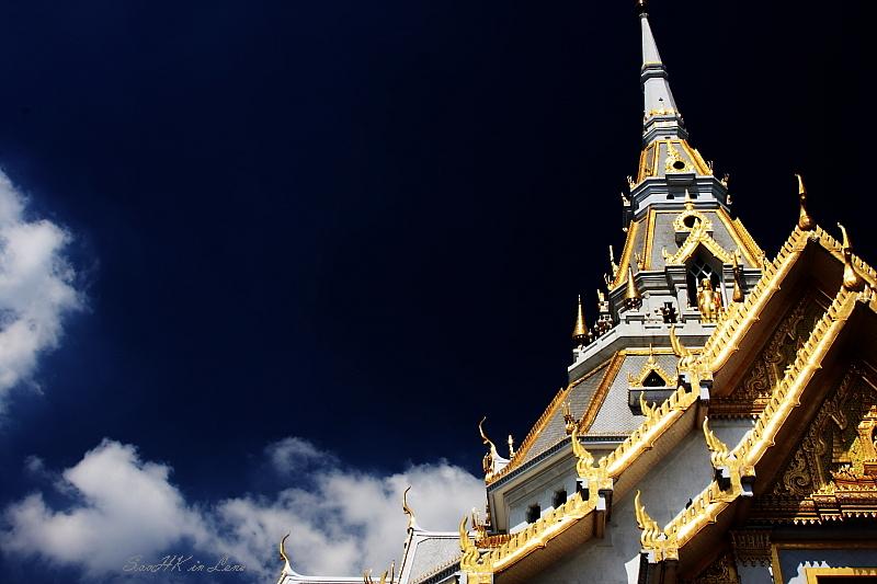 Wat Sothorn @ Chacherngsao, Thailand