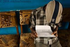 chief3 (Matthew Palmer) Tags: 20d canon gold mine chief mining ghana ashanti struggle tarkwa anglogold