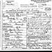 Margaret Miller Dively Death Certificate, 1911