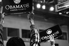 Obama in Denver: OBAMA '08
