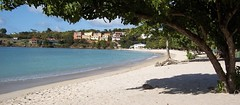 Mourne Rouge Beach (Grenadad) Tags: beach grenada caribbean islandlife shadetree mournerouge rournerougebay