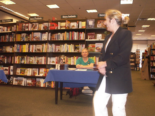 Book-Signing at Barnes and Noble in Ocala, Florida #5