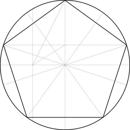Circle Pentagon