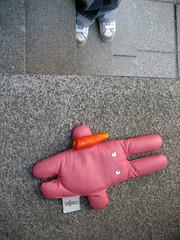 TALLINN-19 (ZAI couple) Tags: rabbit bunny toy tallinn zai carrot marzipan