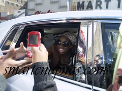 foxy brown leaving jail 2