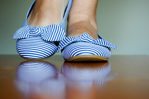181/365--------stripey shoes