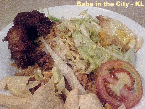 CC -Bandung Fried Rice