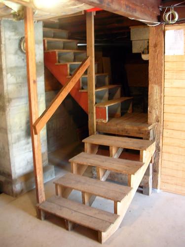 Pinehurst Stairs