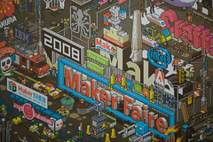 eboy Maker Faire Poster (Scott Beale) Tags: make poster eboy makemagazine makerfaire sanmateoexpocenter makerday makerfairebayarea makerfaire2008 makerfairebayarea2008 upcoming:event=190362 makerday2008
