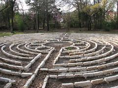 White's Chapel Prayer Labyrinth