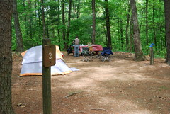 Campsite three